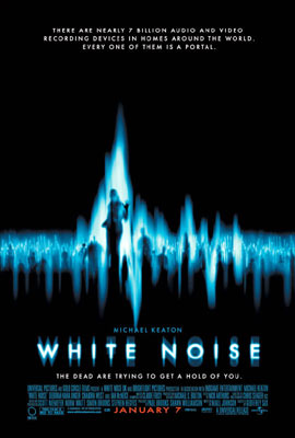 White Noise<br> from Yahoo! Movies
